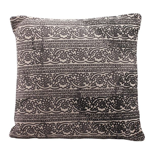resm India Gri Yastık-C 45cm