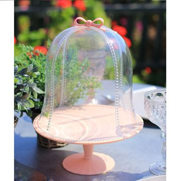 Picture of Cake Stand Q:24,5 cm - Powder