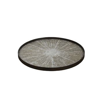 Picture of Tray Wood White Q:92 cm