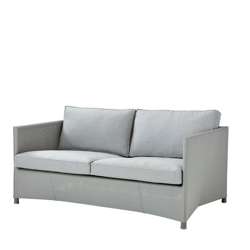 Sofa 150 Cm | Diamond 2 Sofa Light Blue 150 Cm Cumba Selection Mobilya Dekorasyon