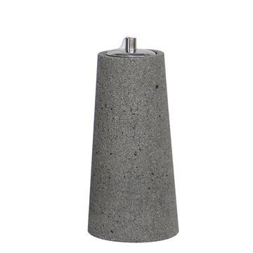 Resim Ficonstone Yağ Lambası Gri H:39 cm