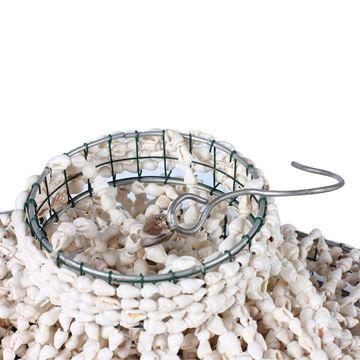 Resim Deniz Kabuğu Dekor Avize 100 cm