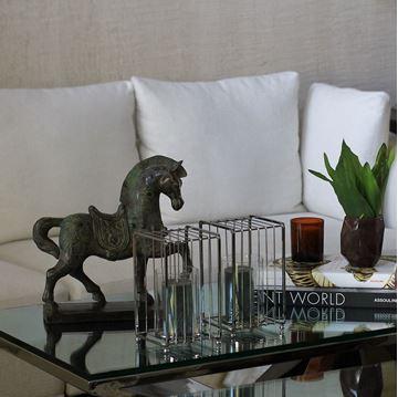 Resim Kafes Mumluk H:25 cm