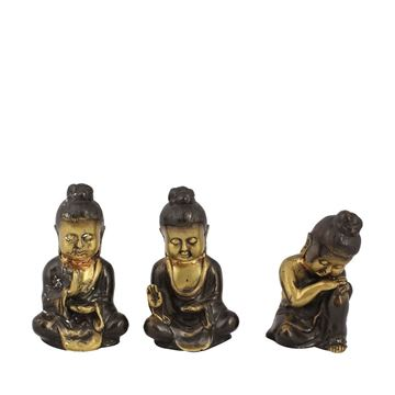 Resim Buda Dekoratif Obje