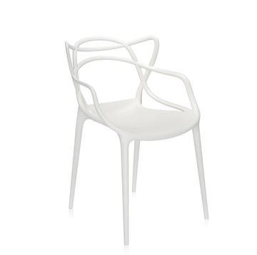 Resim Masters Sandalye Beyaz
