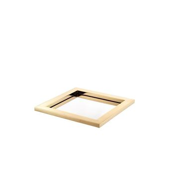 Resim Tepsi Gold 24,5 cm