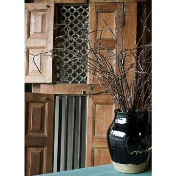 Resim Dekor Ahşap Kapı