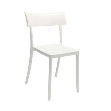 Resim Catwalk Sandalye Beyaz