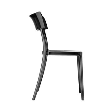 Resim Catwalk Sandalye Siyah