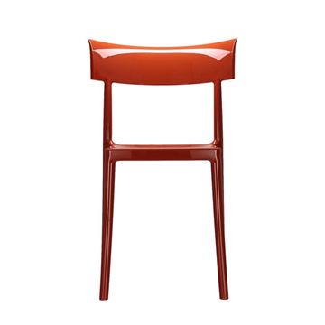 Resim Catwalk Sandalye Paslı Turuncu