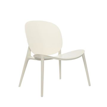 Resim Be Bop Sandalye Beyaz