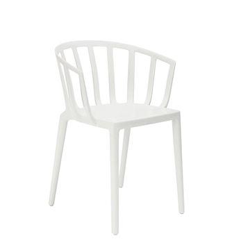 Resim Venice Sandalye Beyaz