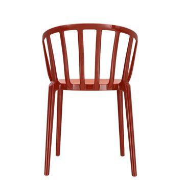 Resim Venice Sandalye Paslı Turuncu