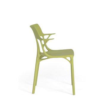 Resim A.I. Sandalye Yeşil