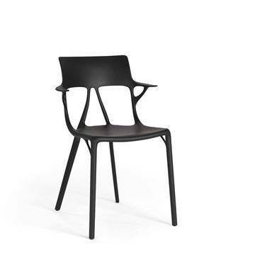 Resim A.I. Sandalye Siyah