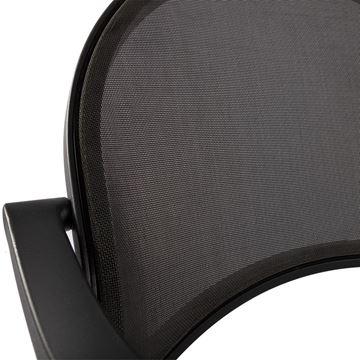 Resim Lacrosse Kollu Sandalye Mat Antrasit