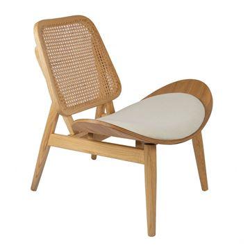 Resim Mouchette Lounge Koltuk