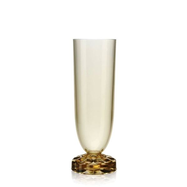 resm Jellies Şampanya Bardağı Yeşil H:17 cm