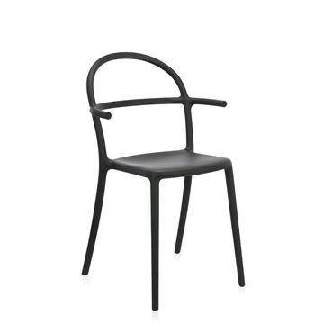 Resim Generik C Sandalye Siyah