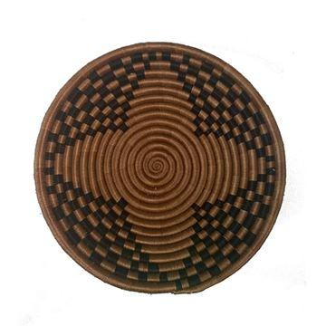Resim Naturel Duvar Sepeti 30 cm -6