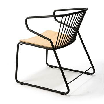 Resim Gabbia Lounge Sandalye