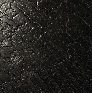 Resim Cosmos Sehpa Lava Siyah 65x35 cm