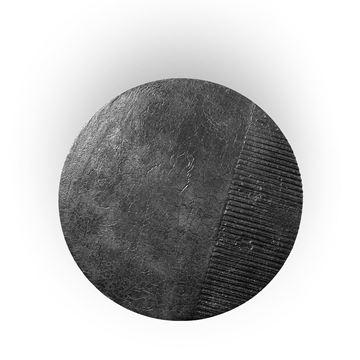 Resim Celeste Yan Sehpa Siyah 45x50 cm