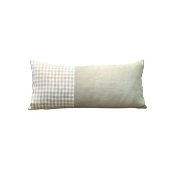 Resim Desenli Uzun Yastık 30x60 cm