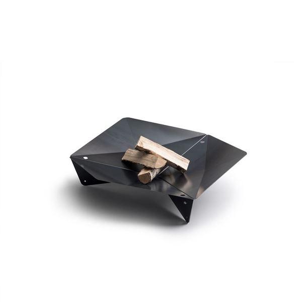 resm Triple 90 Siyah Ateş Çanağı H:24 cm