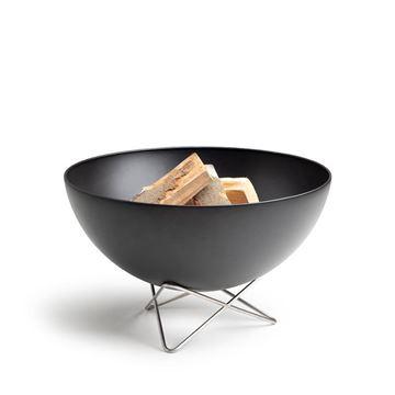 Resim Bowl Ateş Çanağı Wirebase H:35,5 cm