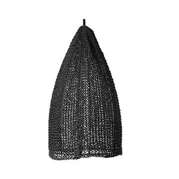 Resim Knot Aydınlatma Siyah
